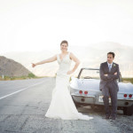 Ride in Style on your Wedding Day for FREE