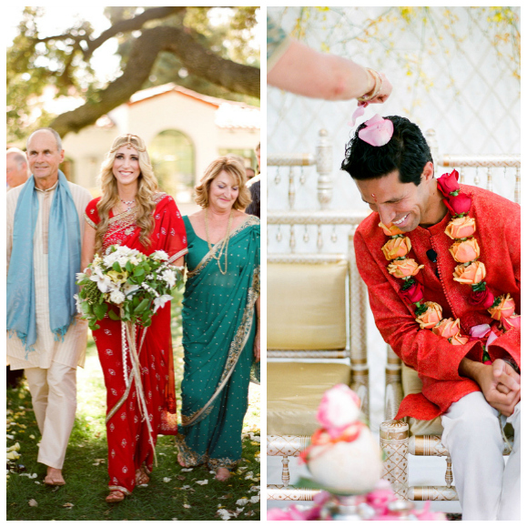 indian wedding at OJAI VALLEY INN and SPA