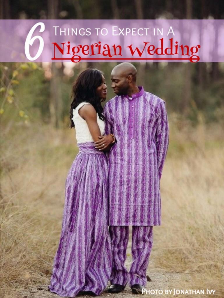 Nigerian wedding traditions