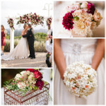 Ivory and Red Wedding at the Chaminade Resort and Spa, CA