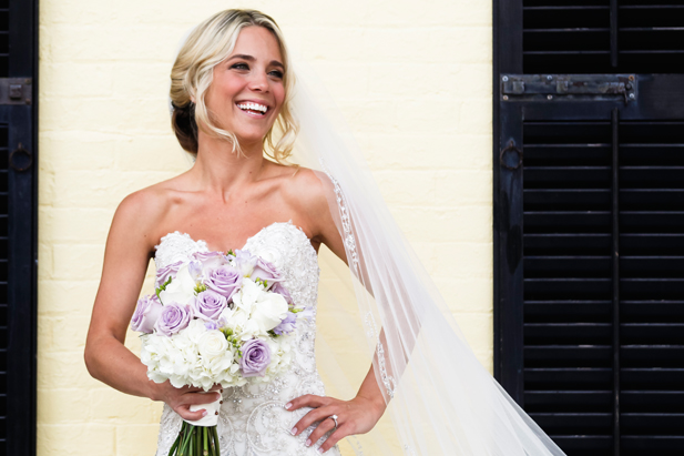 Elegant Cape May Wedding at Congress Hall, NJ | Be Photography | See more on My Hotel Wedding: http://www.myhotelwedding.com/blog/2016/06/30/elegant-cape-may-wedding-at-congress-hall/