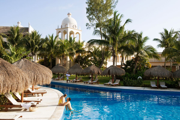 Excellence Riviera Cancun All-Inclusive Resort in Mexico1